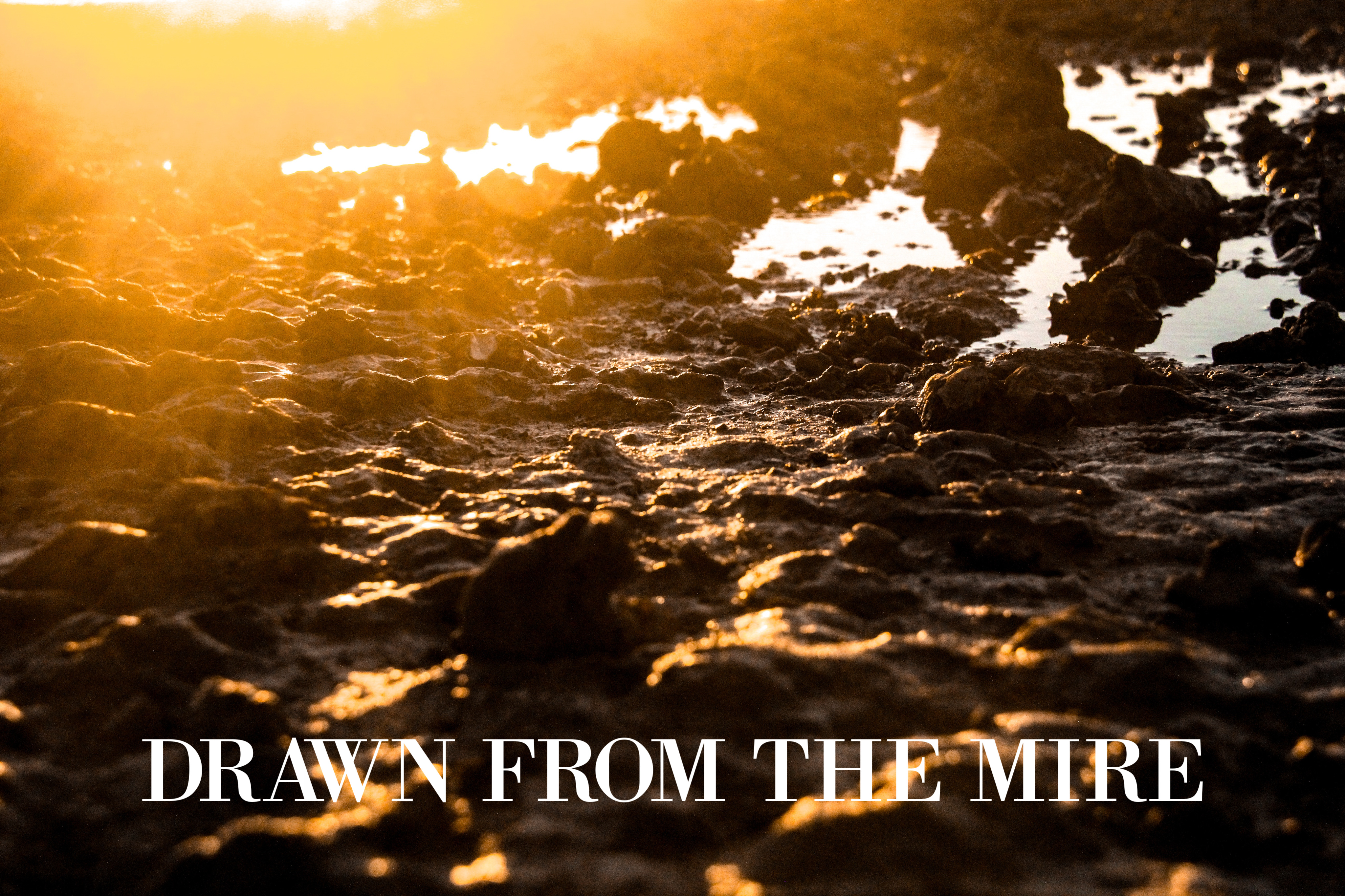 Drawn From The Mire || Reflections of a Christian Woman